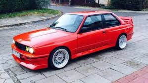 bmw e30 m3 bmw e30 m3 replica conversion kit