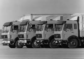 mercedes truck white mercedes benz blog trivia 1974 the new generation heavy duty