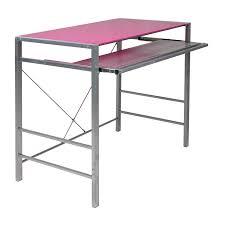 Pink Computer Desk Furniture Neo Pink Computer Desk
