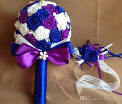 blue and purple wedding beautiful purple and blue wedding flowers pictures style and