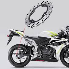 motor honda cbr aliexpress com buy rear brake disc rotor for honda cbr 600 rr