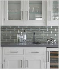 beveled glass kitchen cabinets horizontal gray glass beveled pantry backsplash tiles