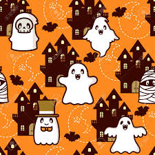 halloween ghost stencil halloween castle ghost pattern royalty free cliparts vectors and