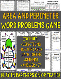 area and perimeter word problems word problems worksheets and