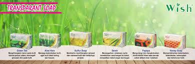 Sabun Wish transparant soap 3d8ce 2531 213 t598 13 png
