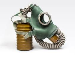 Halloween Gas Mask Costume Vintage Gas Mask Etsy
