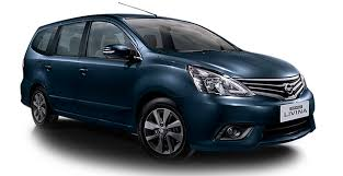 dark grey nissan versa nissan malaysia grand livina overview