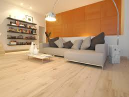 Synthetic Hardwood Floors Duchateau Floors Chateau White Oiled Plank Flooring In Living