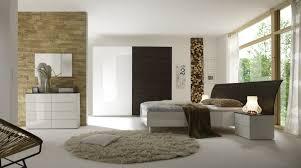 chambre wengé chambre adulte complète design wengé blanc laqué ténérif chambre