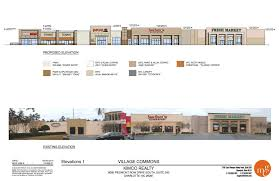 tallahassee fl village commons s c retail space kimco realty