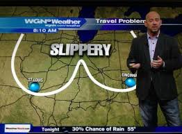 Meme Fails - slippery when wet weather forecast fails know your meme
