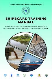 shipboard training manual