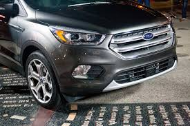 ford escape grey 2017 ford escape 4 things you need to know about the refreshed
