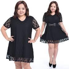 aliexpress com buy plus size lace dresses women v neck