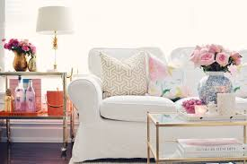 around the house spring decor updates the pink dream