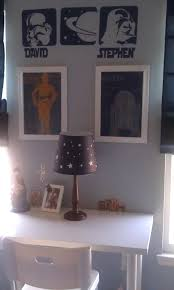 Star Wars Room Decor Ideas by Star Wars Bedroom And Other Stuff Sometimes Martha Always Mary