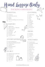 Best 25 beach packing checklist ideas beach