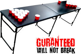 how long is a beer pong table unbreakable plastic beer pong table with pre drilled holes for cups