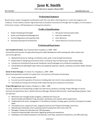 example of a resume profile resume summary profile ideas of sample profile resume on summary sample resume profiles resume cv cover letter