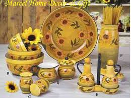 Marcel Home Decor Awesome Sunflower Kitchen Accessories On Kitchen Decor Country