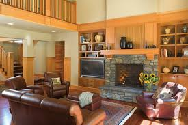 bungalow style homes interior craftsman home interiors lesmurs info