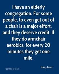Armchair Aerobics For Elderly Chair Quotes Page 7 Quotehd