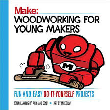 Woodworking Magazine Hardbound Edition by Make Magazine Craft Magazine Maker Shed