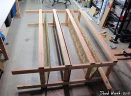 Wood Shelf Building Plans by Storage Shelf For The Basement