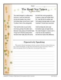 9th Grade Reading Comprehension Worksheets Non Fiction Assignments For Any Text Texts Centered