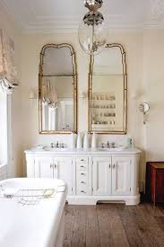 Framed Bathroom Mirrors by Tall Framed Bathroom Mirrors Stylish Framed Bathroom Mirrors