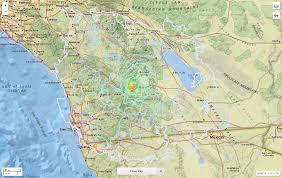 Map Of Camp Pendleton Odd Series Of Small Earthquakes Jostle Julian Area The San Diego