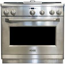 Ge 36 Gas Cooktop Monogram Zdp364ndpss 36 Inch Dual Fuel Range Review Reviewed Com