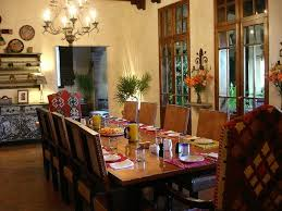 spanish home interior dining room spanish best 25 mexican dining room ideas on pinterest