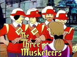 musketeers animated tv series complete 18 episodes 2