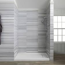 Grey Tile Bathroom by Amazing Kohler Shower Pan 90 Kohler Shower Walls Choreograph
