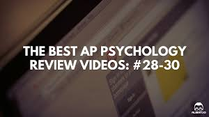 the best ap psychology review videos crash course psychology 28