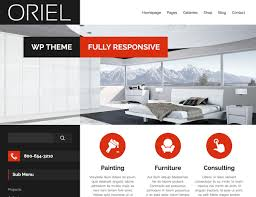Good Interior Design Company Names 13 Best Interior Design Wordpress Themes 2017