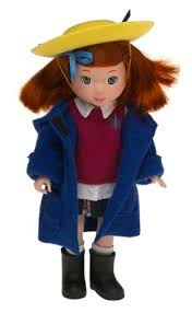 learning curve 2003 madeline 8 poseable doll bonus