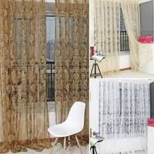 How To Hang Sheer Curtains With Drapes Sheer Curtains Sale Promotion Shop For Promotional Sheer Curtains