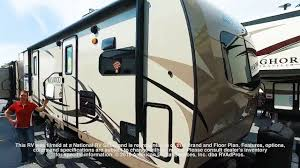rockwood trailers floor plans forest river rockwood ultra lite 2608sb youtube
