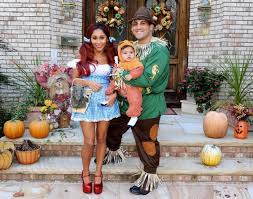 nicole u0027snooki u0027 polizzi photos stars on halloween 2013 ny