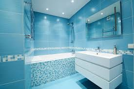 light blue bathroom ideas light blue bathroom decorating ideas small rectangle mirror low