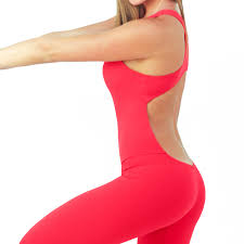 how to cut out the back of a cabinet azeda cut out back workout jumpsuit