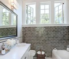 Small Bathroom Remodel Subway Tile Ideas Small Master Bathroom - Subway tile bathroom designs