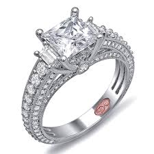 fancy wedding rings designer engagement rings demarco bridal jewelry official