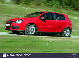 golf volkswagen 2004 car vw volkswagen golf gti golf v model year 2004 red stock