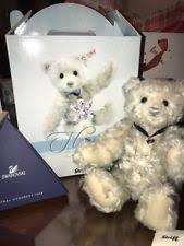 steiff flurrie 2008 swarovski teddy 681295 ebay