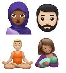 drink emoji iphone gender neutral emojis join mermaid and zombie in apple u0027s new ios