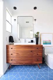 Mid Century Modern Bathroom 14 Midcentury Modern Bathroom Tile Ideas Hunker