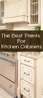 chalk paint kitchen cabinets how durable types of paint best for painting kitchen cabinets kitchens